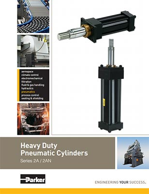 Heavy Duty Pneumatic Cylinders