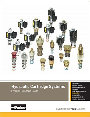 Hydraulic Cartridge Valves