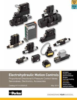 Hydraulic Electro Valves